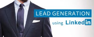 Using LinkedIn to Generate Leads